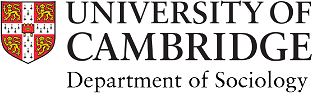 University of Cambridge, Department of Sociology